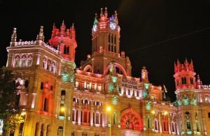 Ayuntamiento de Madrid Navidad