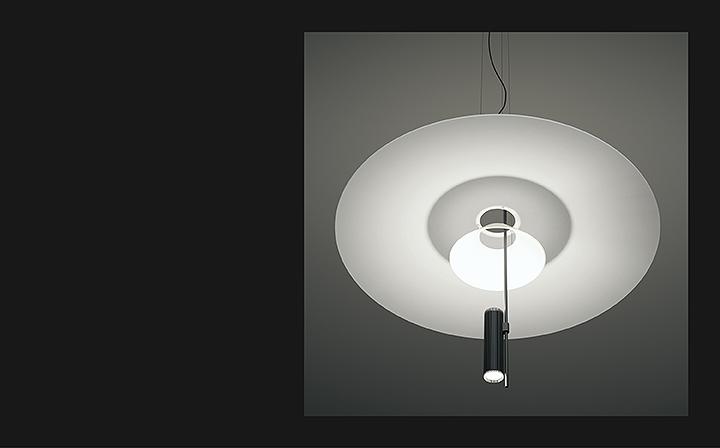 Imagen lampara FLAMINGO de VIBIA