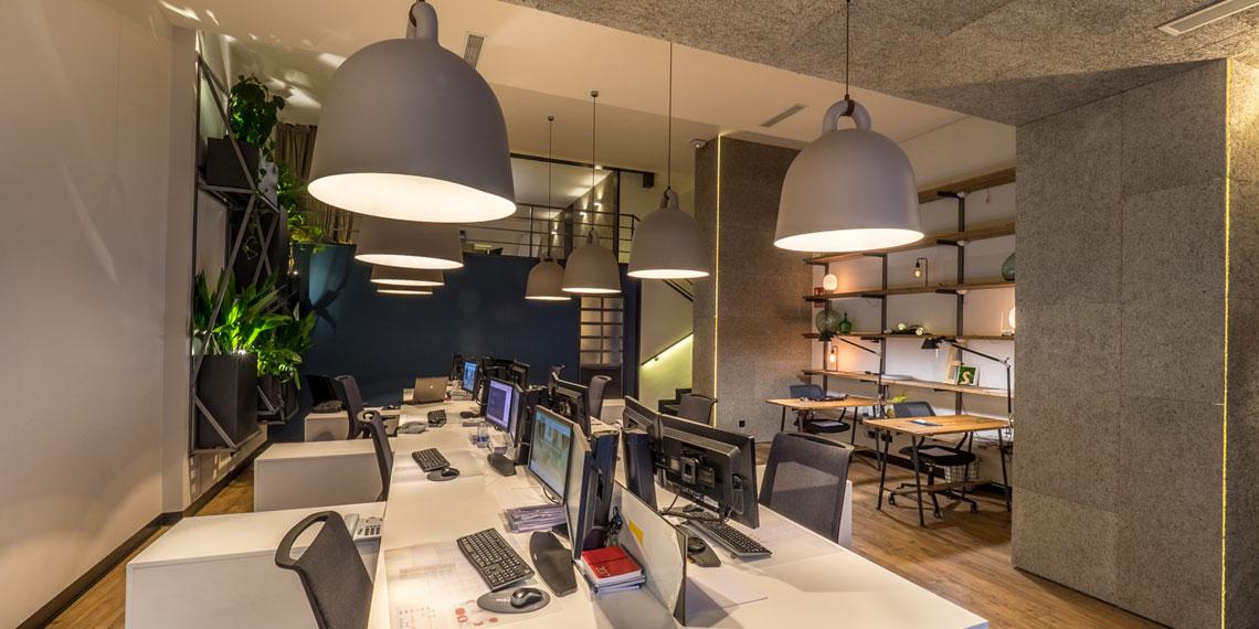 Prolich osaba iluminaci n for Trabajar en oficinas de mercadona