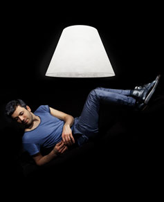 imagen lámpara Shade de Flos