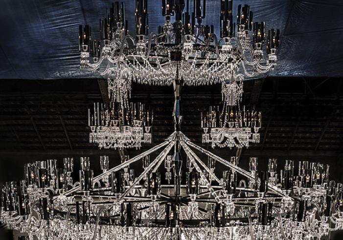 Luminaria Chandelier de Baccarat