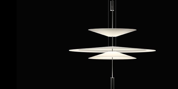 lampara FLAMINGO de VIBIA 3