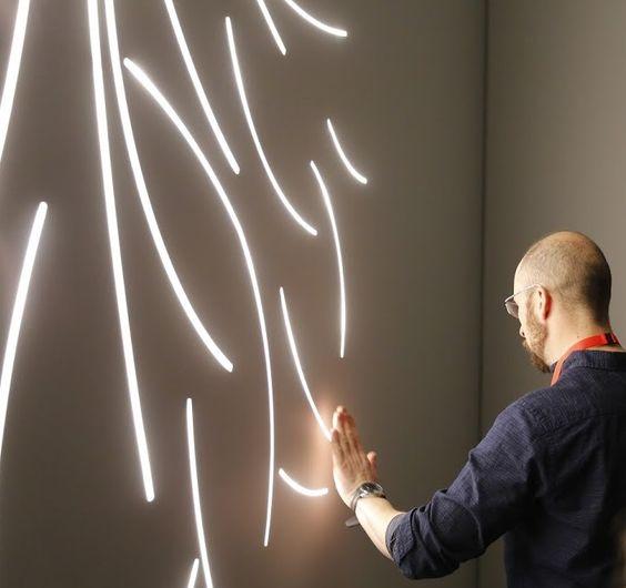 Varias luminarias Underscore Iguzzini
