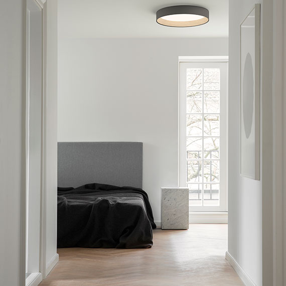 <h3>Showroom</h3>Una exposición única de 600 m2 con las últimas novedades donde experimentar con la luz